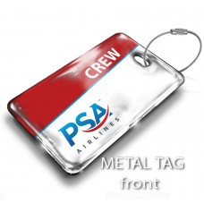 PSA Airlines Logo Bag Tag