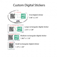 Custom Digital Stickers