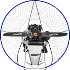Parajet Maverick Paramotor