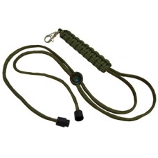 PARA LANYARD/ASSORTED EARTH COLORS/24 CT COOKIE JAR