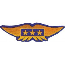 PATCH/3 STAR WINGS