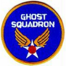 PATCH/GHOST SQUADRON 3""