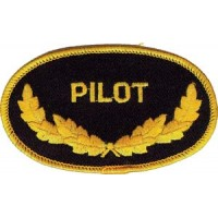 PATCH/PILOT/OVAL
