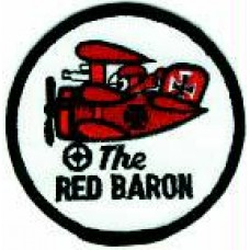 PATCH/RED BARON