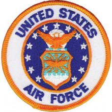 PATCH/US AIR FORCE