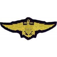PATCH/NAVY WINGS