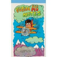 NOTEPADS/FLYING HI NOTES
