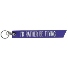 KEY CHAIN/I'D RATHER BE FLYING