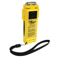 SEE ME SELECT DUAL ACTIVATION/DUAL MODE LED LIGHT & STROBE/YELLOW