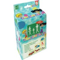 TRAVELJOHN JR URINAL/6 PACK