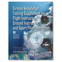 FLIGHT, GROUND and SPORT PILOT INSTRUCTOR