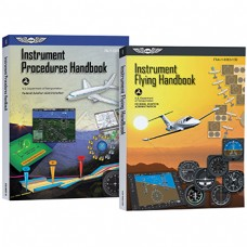 INSTRUMENT COMBO/Includes: Instrument Procedures Handbook and Instrument Flying Handbook
