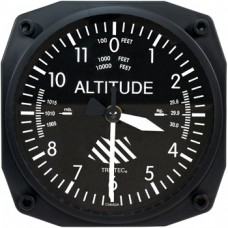 WALL CLOCK/ALTIMETER
