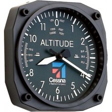 CESSNA ALTIMETER WALL CLOCK