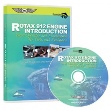 DVD/INTRODUCTION TO ROTAX 912 ENGINE/Basic Operation and Maintenance Techniques for Pilots and Mechanics working with ROTAX 912 engines/Second Edition