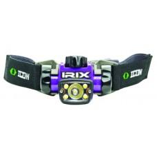 IRIX HEADLAMP/LED W/REFLECTOR/1-AA/PURPLE