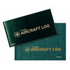 AIRCRAFT MAINT LOG/SOFT/GREEN
