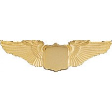 "MED 1 1/2""/GOLD/WINGS"