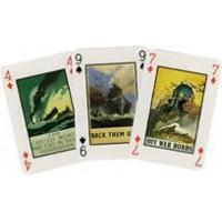 WORLD WAR II POSTER CARDS