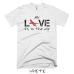 My LOVE is in the air - Tshirt
