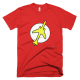 Flash meets aviation t-shirt
