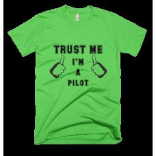 Trust me... I'm a pilot! (Black)