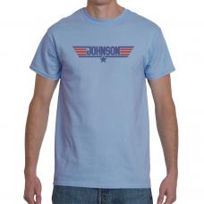 Johnson Maverick Style T-Shirt